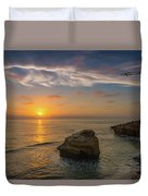 From Surf To Sky Duvet Cover