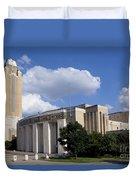 Ft Worth Texas - Landmark Duvet Cover