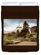 Garden Conservatory Duvet Cover