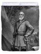 General Robert E. Lee Duvet Cover