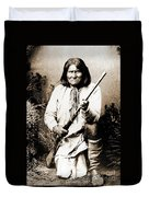 Geronimo Duvet Cover