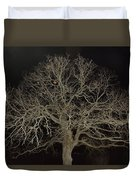 Ghostly  Tree Duvet Cover
