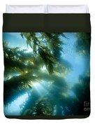 Giant Kelp Forest Duvet Cover