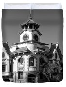Gilroy's Old City Hall Duvet Cover