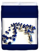 The Power Of Prayer Duvet Cover