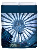 Glass Sky Duvet Cover