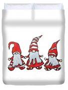 Gnomes Duvet Cover