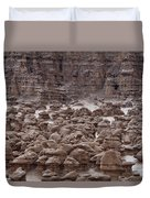 Goblin Valley 0206 Duvet Cover