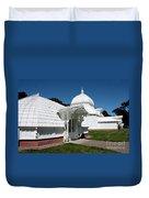 Golden Gate Conservatory Duvet Cover
