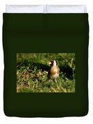Goldfinch Spring Duvet Cover