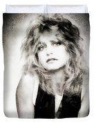 Goldie Hawn, Actress Duvet Cover