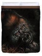 Gorilla Duvet Cover