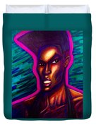 Grace Jones Duvet Cover