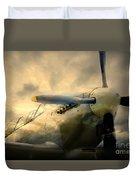 Grace Spitfire Ml407 Duvet Cover