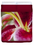 Graceful Lily Series 18 Duvet Cover