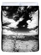Grand Canyon Landscape Duvet Cover