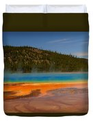 Grand Prismatic Pool IIi Duvet Cover