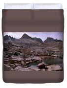 Granite Park Duvet Cover