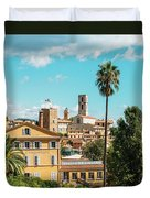 Grasse In Cote D'azur, France  Duvet Cover