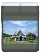Great Orme Cemetery Duvet Cover