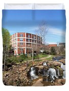 Greenville Panorama Duvet Cover