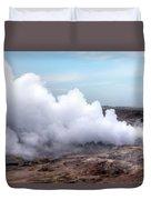 Gunnuhver - Iceland Duvet Cover