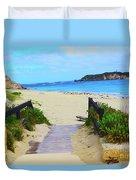 Hamelin Bay Duvet Cover