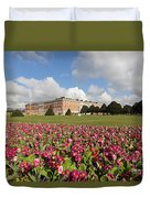 Hampton Court Palace London Uk Duvet Cover