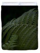 Hapuu Pulu Hawaiian Tree Fern  Duvet Cover