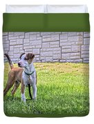 Hdr America Breed Duvet Cover