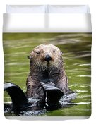 Heads Or Tails Duvet Cover