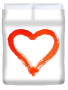 Heart - Symbol Of Love Duvet Cover