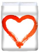 Heart - Symbol Of Love Duvet Cover