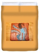 Heartfelt - Tile Duvet Cover