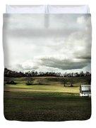 Heaven - West Virginia Duvet Cover