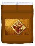 Herald - Tile Duvet Cover