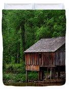 Historic Rikard's Mill - Alabama Duvet Cover