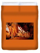 Hometown Series - Luray Caverns Duvet Cover