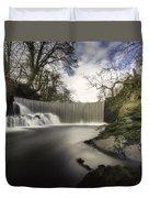 Horseshoe Falls Duvet Cover