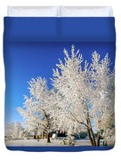 House On The Outskirts 2 Duvet Cover