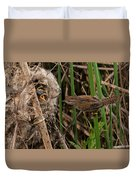 Hungry Brood Duvet Cover
