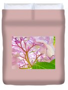 Hydrangeas Flowers Art Prints Hydrangea Art Giclee Baslee Troutman Duvet Cover