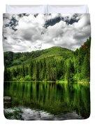 Idyllic Colorado Duvet Cover