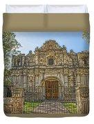 Iglesia San Jose El Viejo - Antigua Guatemala Hdr Duvet Cover