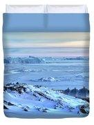 Ilulissat - Greenland Duvet Cover