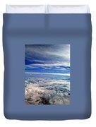 In Flight Duvet Cover