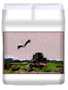 In The Field 29 Duvet Cover