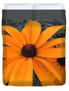 Indian Summer Rudebeckia 2 Duvet Cover