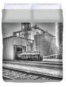 Industrial Switcher 5405 Duvet Cover