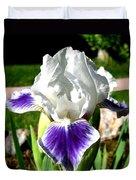 Iris Elegance Duvet Cover